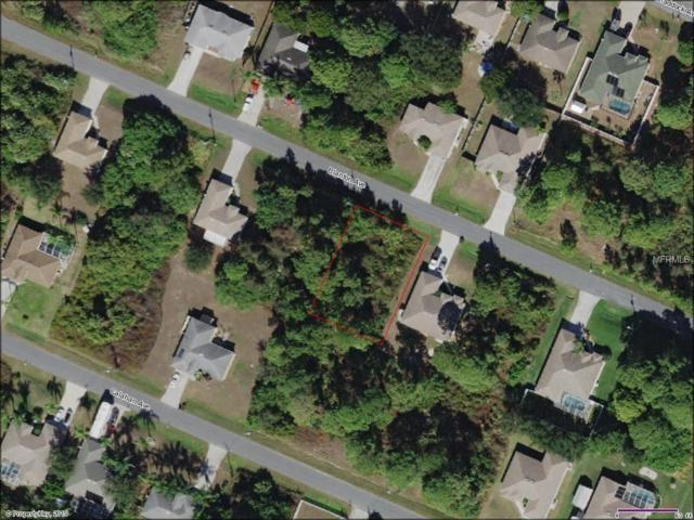 Blanton Avenue, North Port, FL 34288 (MLS #D6106622) :: KELLER WILLIAMS ELITE PARTNERS IV REALTY