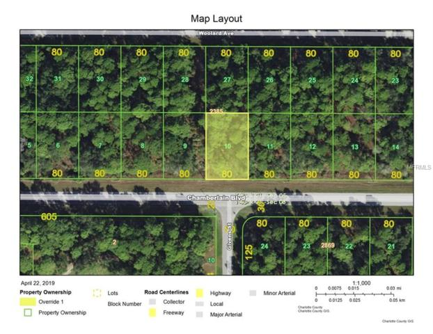 13132 Chamberlain Boulevard, Port Charlotte, FL 33953 (MLS #D6106638) :: Mark and Joni Coulter | Better Homes and Gardens
