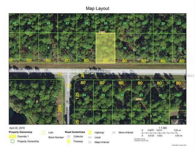 13148 Chamberlain Boulevard, Port Charlotte, FL 33953 (MLS #D6106639) :: Mark and Joni Coulter | Better Homes and Gardens