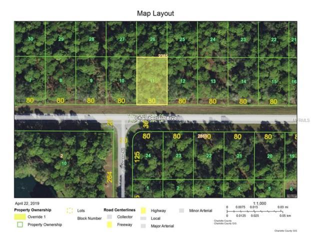 13140 Chamberlain Boulevard, Port Charlotte, FL 33953 (MLS #D6106640) :: Mark and Joni Coulter | Better Homes and Gardens