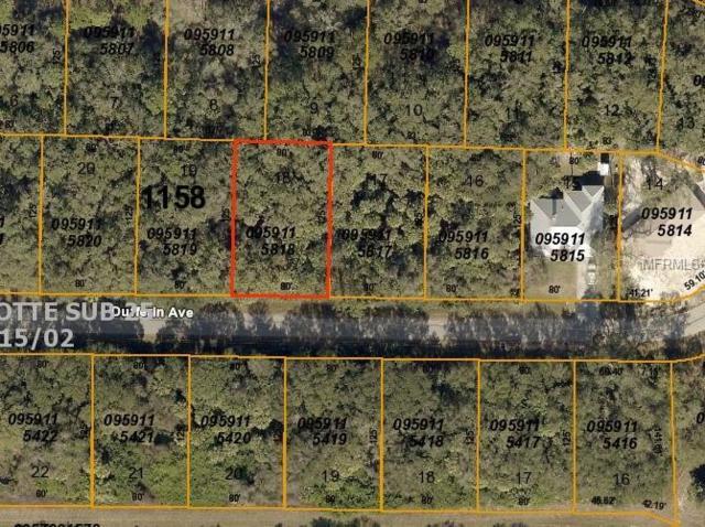 Dufferin Avenue, North Port, FL 34286 (MLS #D6106648) :: Delgado Home Team at Keller Williams
