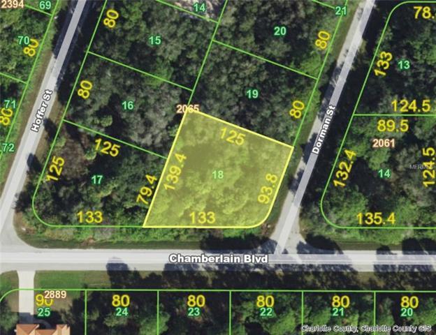 13444 Chamberlain (Lot 18) Boulevard, Port Charlotte, FL 33953 (MLS #D6106653) :: Cartwright Realty