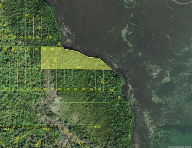 Snapper Lots 11,12 & 13, Placida, FL 33946 (MLS #D6106675) :: The Duncan Duo Team