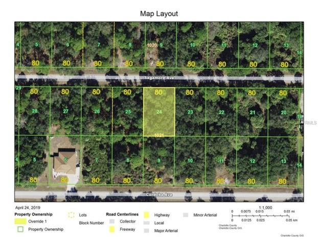 18393 Sagamore Avenue, Port Charlotte, FL 33954 (MLS #D6106689) :: Gate Arty & the Group - Keller Williams Realty
