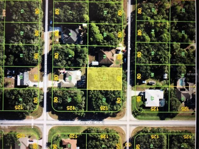 15016 Dahlgren Avenue, Port Charlotte, FL 33953 (MLS #D6106690) :: KELLER WILLIAMS ELITE PARTNERS IV REALTY