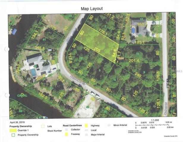 17393 Bayharbor Circle, Port Charlotte, FL 33948 (MLS #D6106714) :: The Duncan Duo Team