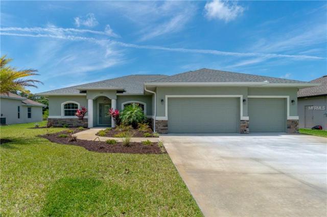 205 Medalist Road, Rotonda West, FL 33947 (MLS #D6106743) :: Team Pepka