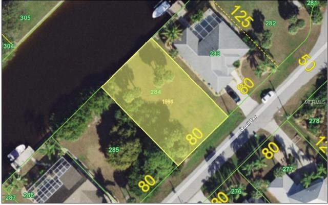 2467 Quail Terrace, Port Charlotte, FL 33981 (MLS #D6106827) :: The BRC Group, LLC
