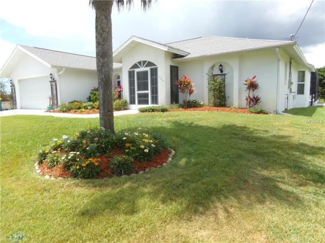 196 Long Meadow Lane, Rotonda West, FL 33947 (MLS #D6106839) :: Team Suzy Kolaz
