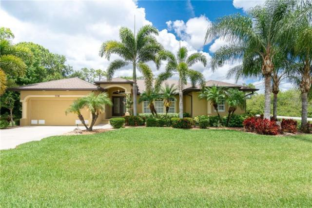 1116 Rotonda Circle, Rotonda West, FL 33947 (MLS #D6106844) :: The Duncan Duo Team
