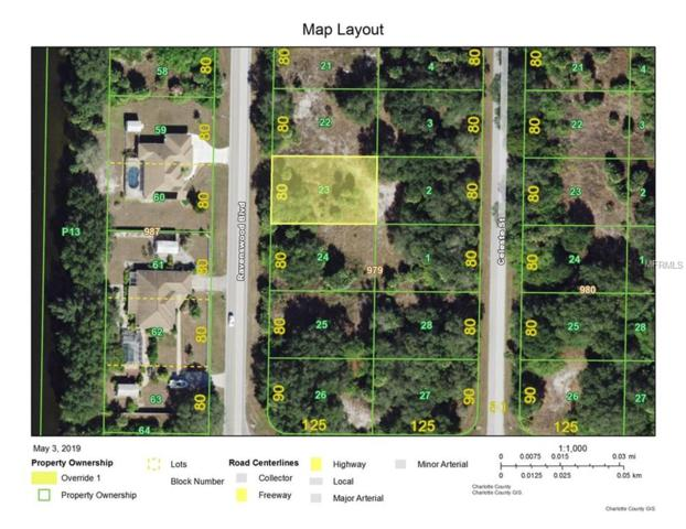 478 Ravenswood Boulevard, Port Charlotte, FL 33954 (MLS #D6106847) :: The Duncan Duo Team