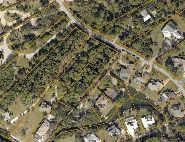 Bayshore (Lot 815) Drive, Englewood, FL 34223 (MLS #D6106890) :: Medway Realty