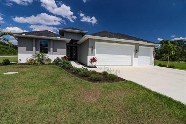 165 West Drive, Rotonda West, FL 33947 (MLS #D6106894) :: RE/MAX Realtec Group