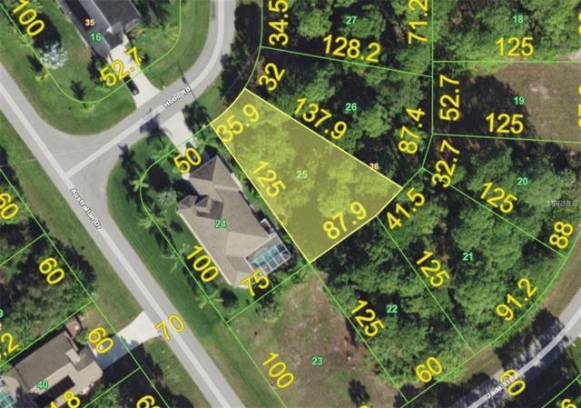 103 Hobo Road, Rotonda West, FL 33947 (MLS #D6106898) :: The BRC Group, LLC