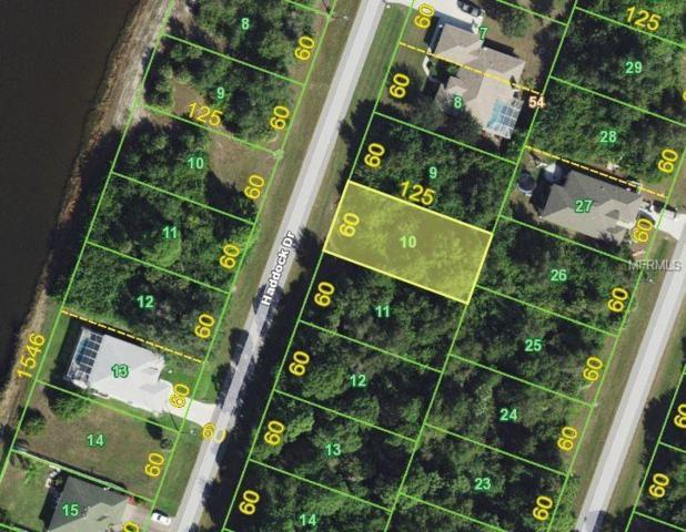 127 Haddock Drive, Rotonda West, FL 33947 (MLS #D6106911) :: The Duncan Duo Team