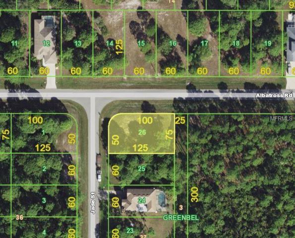 211 Jade Street, Rotonda West, FL 33947 (MLS #D6106926) :: The Duncan Duo Team