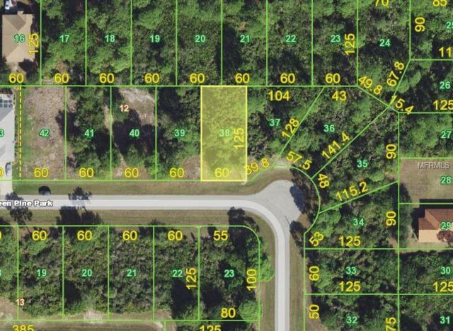 130 Green Pine Park, Rotonda West, FL 33947 (MLS #D6106927) :: The Duncan Duo Team