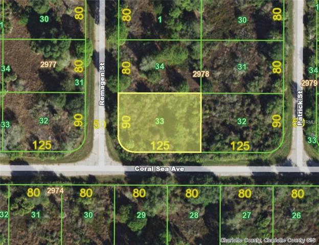 2398 Remagen (Lot 33) Street, Port Charlotte, FL 33953 (MLS #D6107015) :: Cartwright Realty