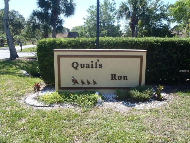 12 Quails Run Boulevard #8, Englewood, FL 34223 (MLS #D6107033) :: Team Bohannon Keller Williams, Tampa Properties