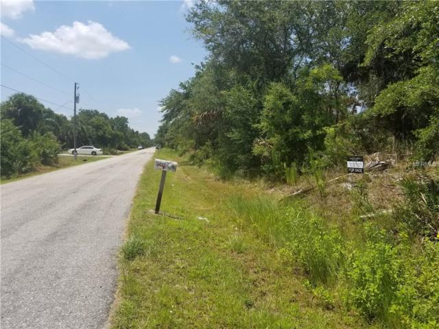 Lot 23 Hempstead Ave Avenue, North Port, FL 34286 (MLS #D6107060) :: The Duncan Duo Team