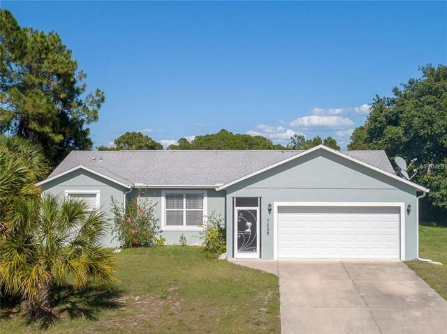 7502 Cohen Street, Port Charlotte, FL 33981 (MLS #D6107096) :: White Sands Realty Group