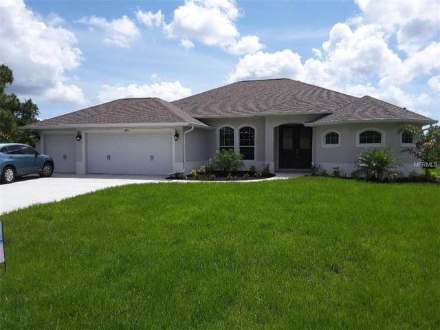 37 Sportsman Circle, Rotonda West, FL 33947 (MLS #D6107107) :: KELLER WILLIAMS ELITE PARTNERS IV REALTY