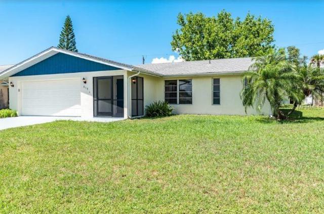 858 Forest Hill Lane NW, Port Charlotte, FL 33948 (MLS #D6107109) :: Team Bohannon Keller Williams, Tampa Properties