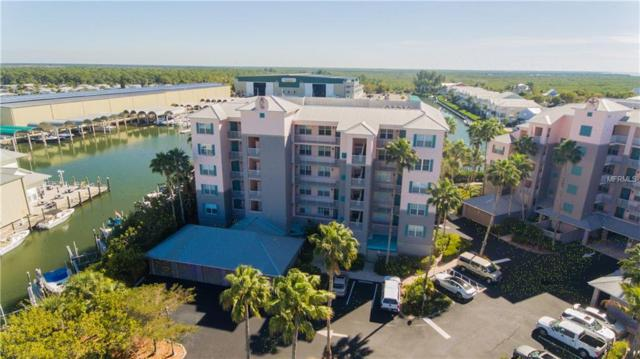 13513 Gasparilla Road #503, Placida, FL 33946 (MLS #D6107135) :: The BRC Group, LLC