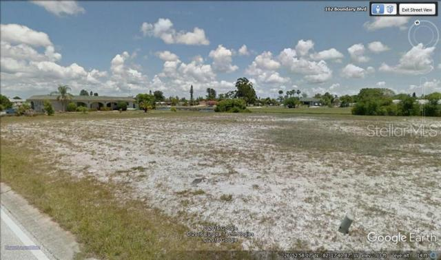 104 Boundary Boulevard, Rotonda West, FL 33947 (MLS #D6107168) :: The Duncan Duo Team