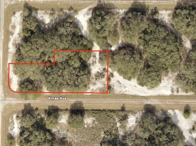 Ames Avenue, North Port, FL 34291 (MLS #D6107198) :: 54 Realty