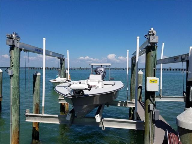 6040 Boca Grande Causeway 5 Boat Slip, Boca Grande, FL 33921 (MLS #D6107215) :: Baird Realty Group