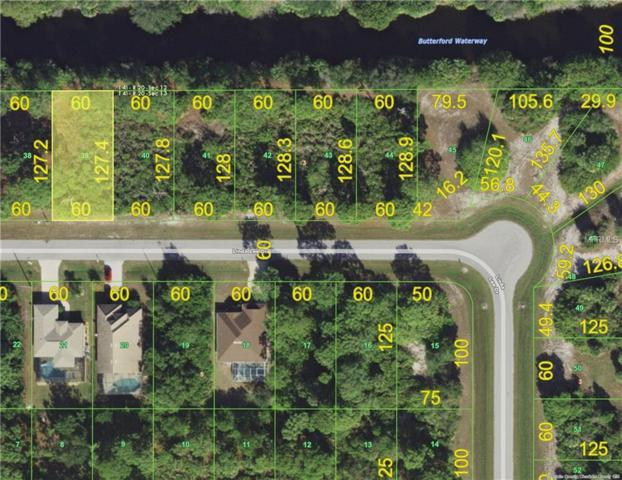 134 Linda Lee Drive, Rotonda West, FL 33947 (MLS #D6107232) :: Premium Properties Real Estate Services
