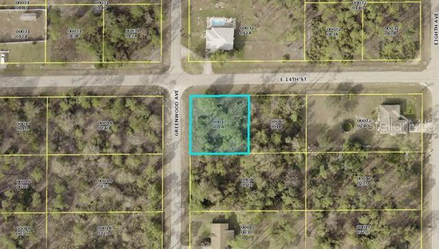 700 E 14TH (LOT 1) Street, Lehigh Acres, FL 33972 (MLS #D6107255) :: White Sands Realty Group