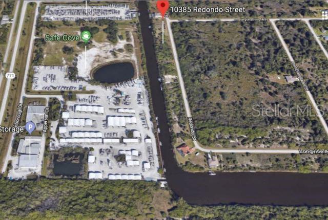 10385 Redondo Street, Port Charlotte, FL 33981 (MLS #D6107278) :: The Duncan Duo Team