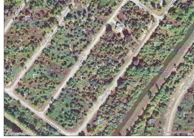 Reservoir Street, North Port, FL 34288 (MLS #D6107299) :: Team Bohannon Keller Williams, Tampa Properties