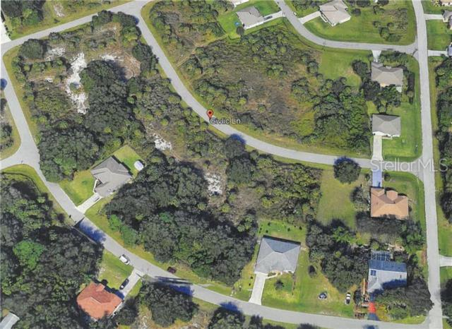 Givlic Lane, North Port, FL 34287 (MLS #D6107301) :: Cartwright Realty