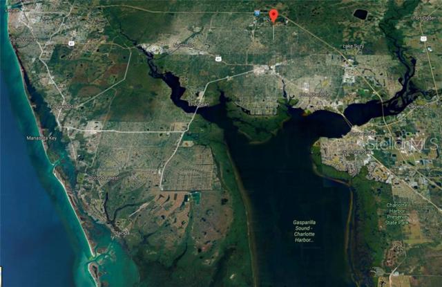LOT 17 BLOCK 1749 Fergus Street, North Port, FL 34288 (MLS #D6107325) :: The Edge Group at Keller Williams