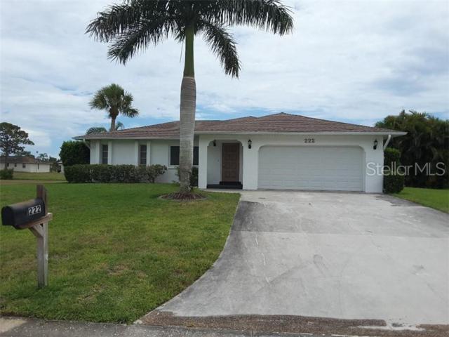 222 Annapolis Lane, Rotonda West, FL 33947 (MLS #D6107330) :: The Duncan Duo Team