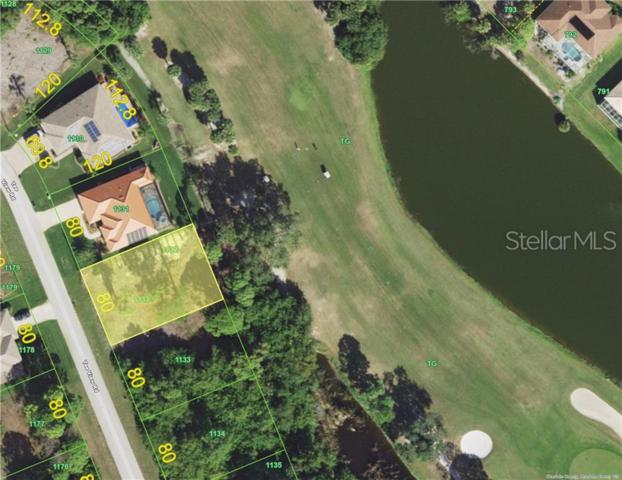 21 Tee View Road, Rotonda West, FL 33947 (MLS #D6107349) :: The Duncan Duo Team