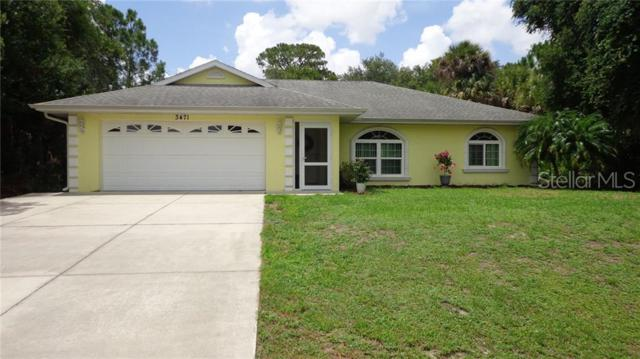 3471 Cake Terrace, North Port, FL 34286 (MLS #D6107354) :: Cartwright Realty