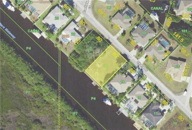 17031 Ohara Drive, Port Charlotte, FL 33948 (MLS #D6107355) :: Cartwright Realty