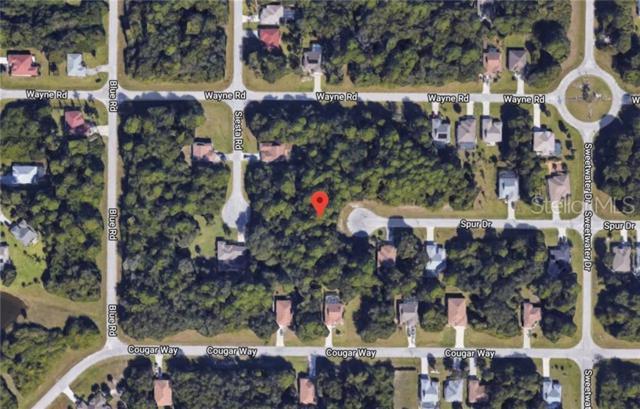101 Spur Drive, Rotonda West, FL 33947 (MLS #D6107367) :: Cartwright Realty