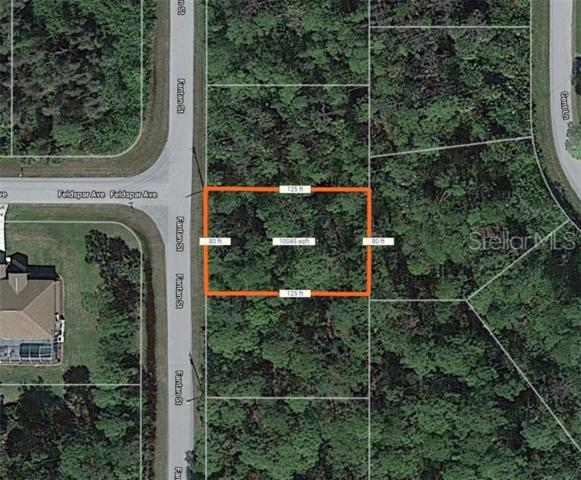 5034 Fantan Street, Port Charlotte, FL 33981 (MLS #D6107372) :: Griffin Group