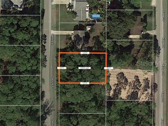 5362 Fleming Street, Port Charlotte, FL 33981 (MLS #D6107373) :: Bustamante Real Estate