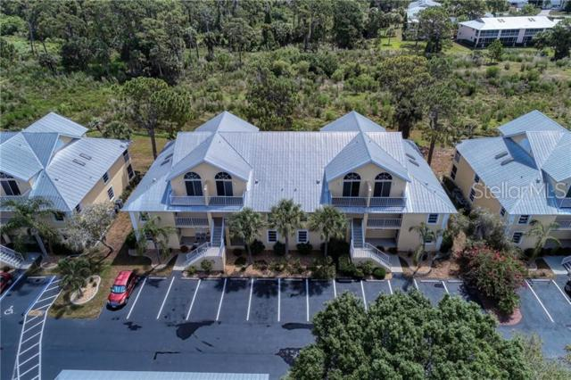 6610 Gasparilla Pines Boulevard #206, Englewood, FL 34224 (MLS #D6107386) :: Griffin Group