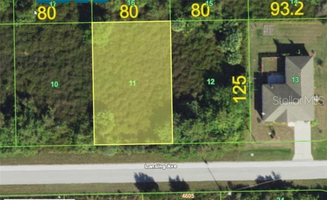 13470 Lansing Avenue, Port Charlotte, FL 33981 (MLS #D6107399) :: Bridge Realty Group
