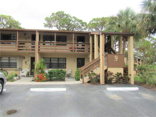 9 Quails Run Boulevard #6, Englewood, FL 34223 (MLS #D6107409) :: Remax Alliance
