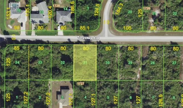 13179 Drysdale Avenue, Port Charlotte, FL 33981 (MLS #D6107413) :: Bridge Realty Group