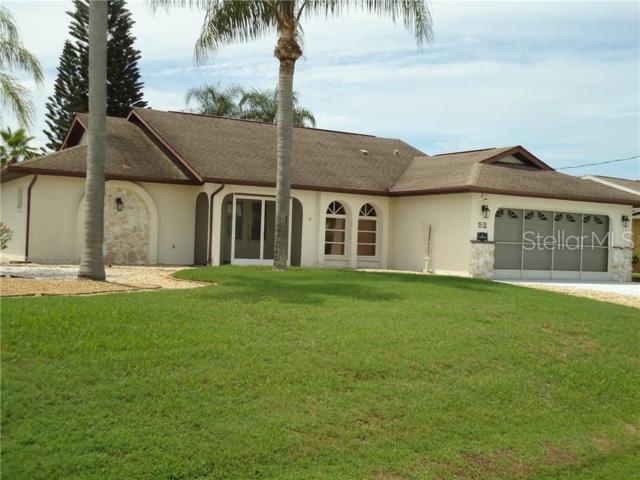 52 Bunker Circle, Rotonda West, FL 33947 (MLS #D6107419) :: Sarasota Home Specialists