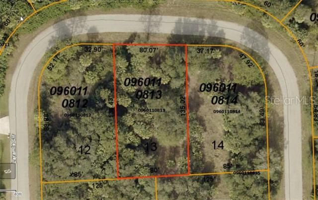 Laramie Circle, North Port, FL 34286 (MLS #D6107446) :: Cartwright Realty